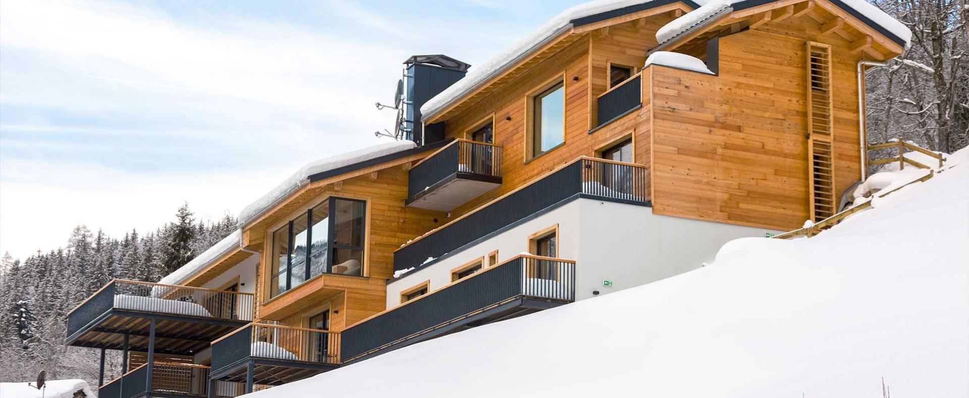 Den lyxiga och imponerande Chalet Mont Blanc