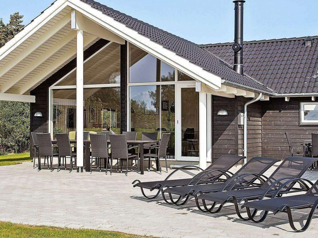 Denmark House med unik design Skapad av Skanlux