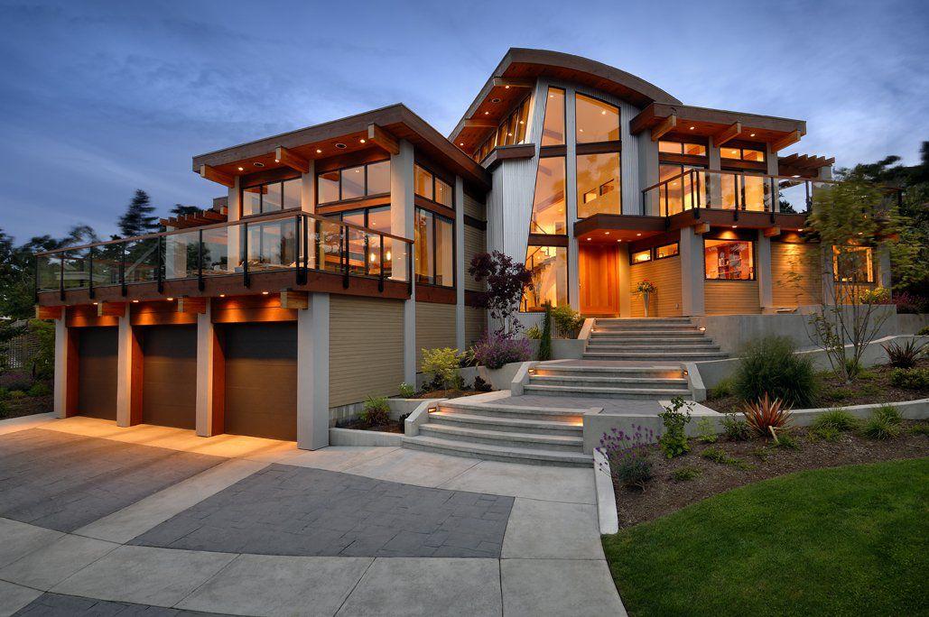 Det briljant designade Armada House av KB Design