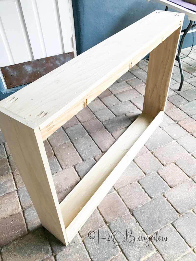DIY väggmonterade skrivbordsdesignidéer
