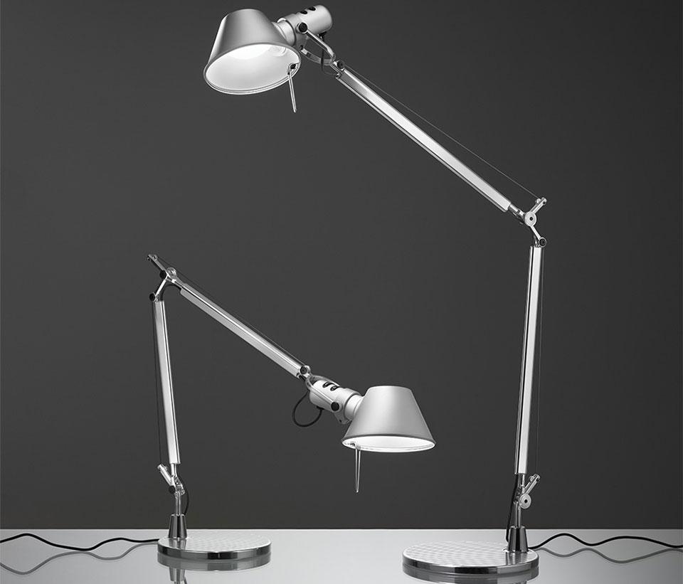 Effektiva och väldesignade skrivbordslampor för att belysa ditt interiör