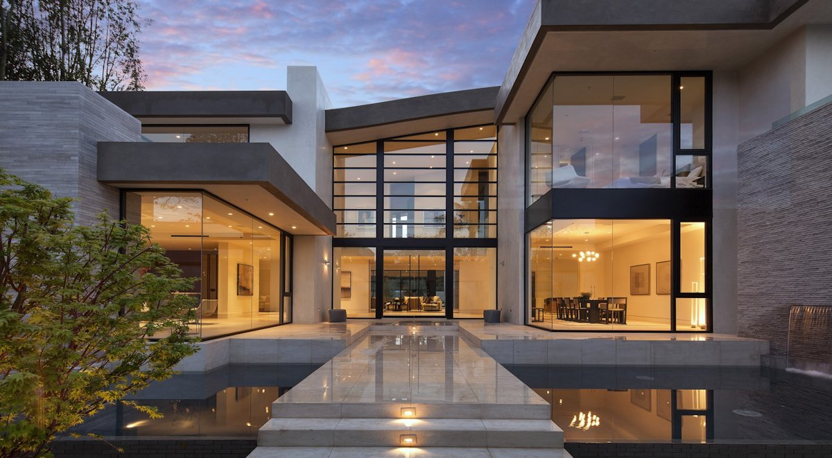 Elegant hem i San Vicente designat av McClean Design