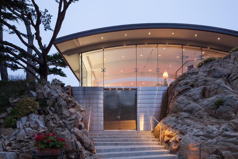 Elegant Kalifornien hem designat av Eric Miller Architects