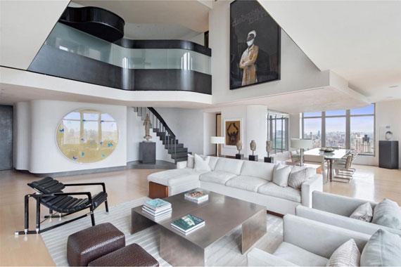 Elegant och modern duplex takvåning i Park Laurel Condominium
