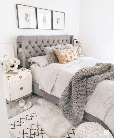 En samling moderna sovrumsmöbler – 40 bilder