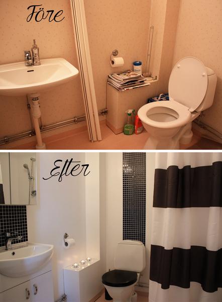 Enkla idéer för att uppdatera ditt badrum
