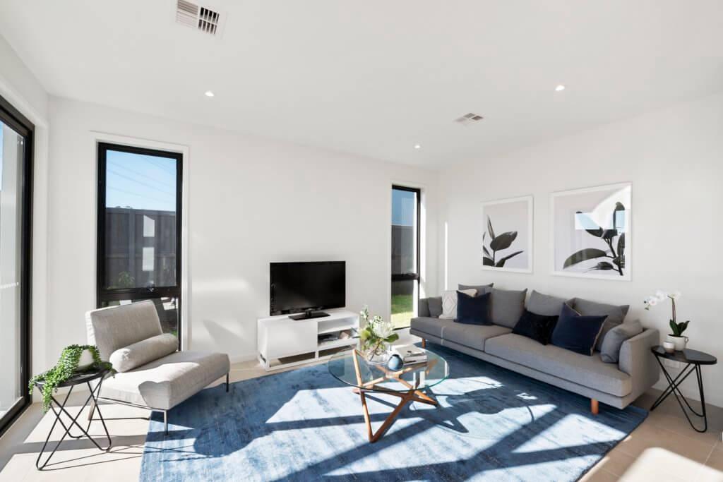 Ett elegant och modernt hem i Australien designat av Urbane Projects
