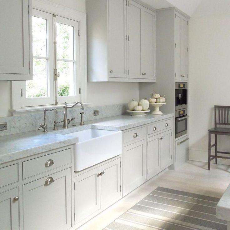 Farmhouse Kitchen Cabinet Idéer