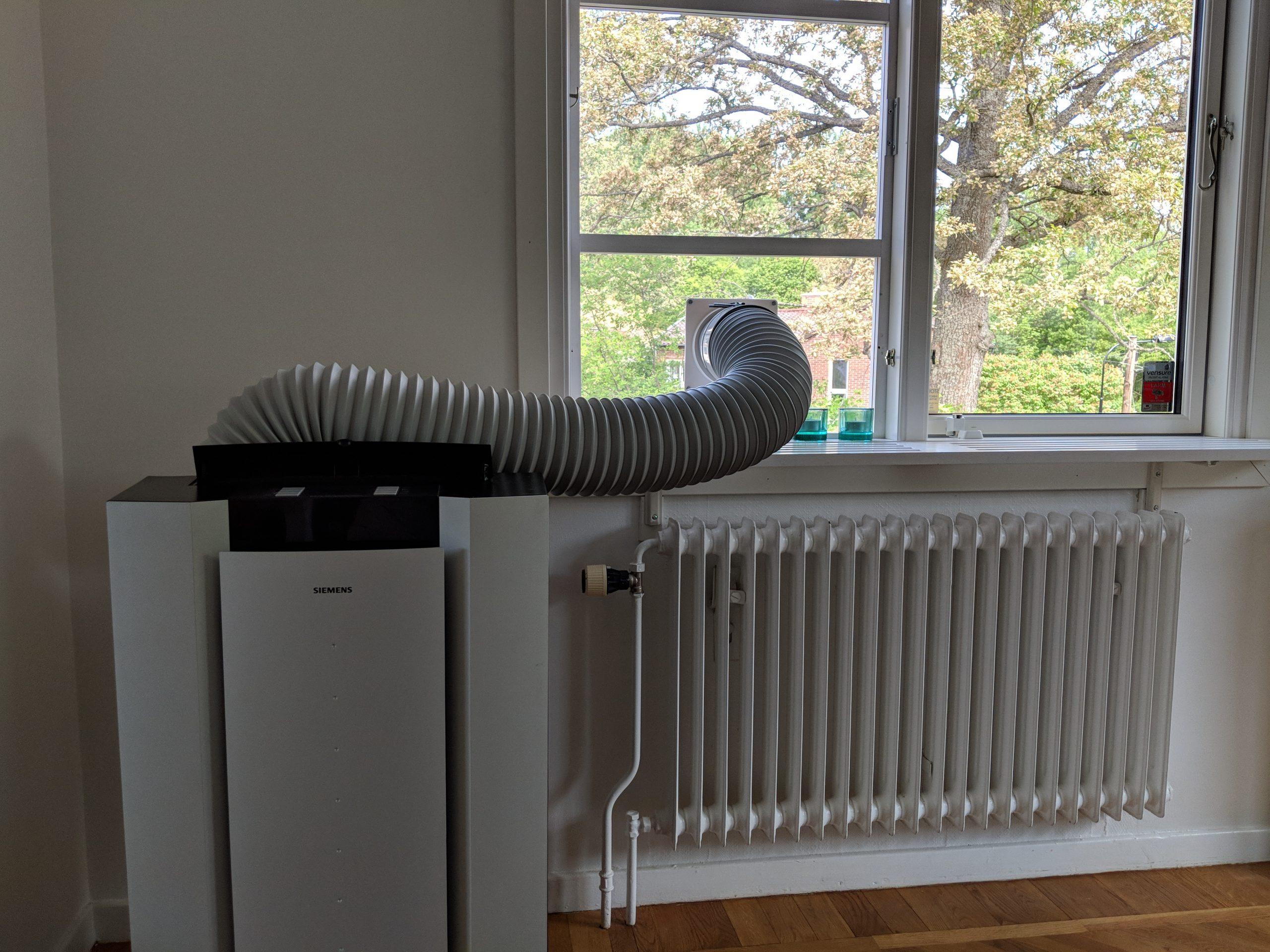 Fönster eller vägg AC – Vilket är bättre?
