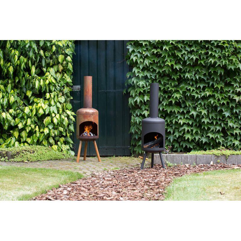 Försköna din trädgård med dessa idéer för eldstaden