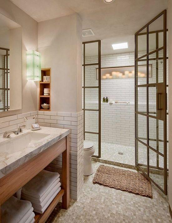 Fotogalleri för badrumsinredning med vackra exempel