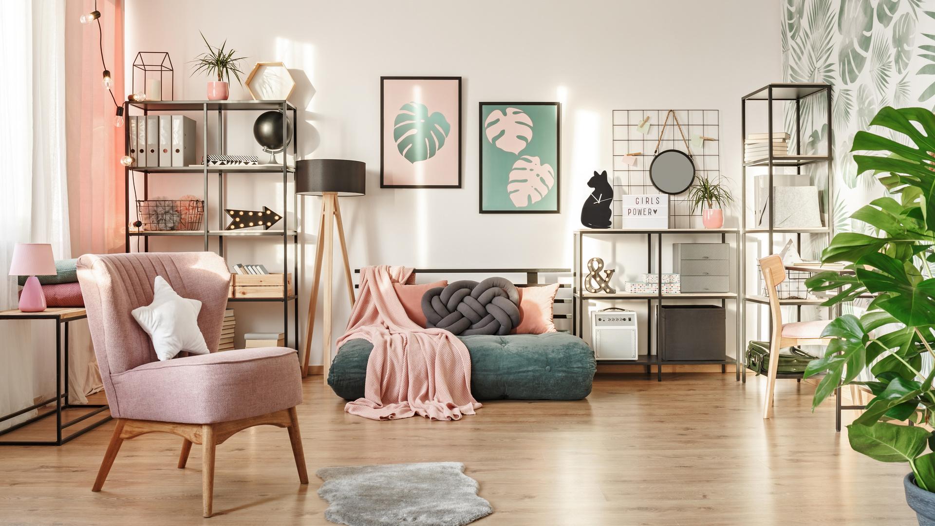 Fyra enkla sätt att liva upp ett gammalt rum