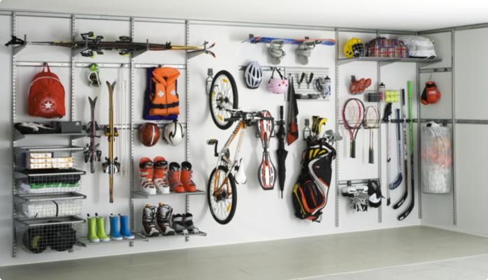 Garageförvaringsskåp