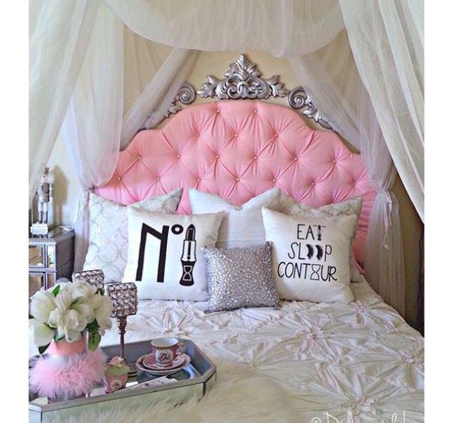 Glamour sovrum idéer
