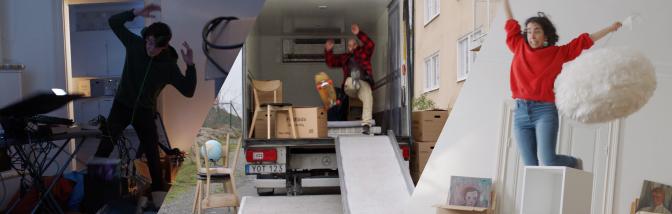 Här är ett snabbt sätt att ändra din adress medan du flyttar
