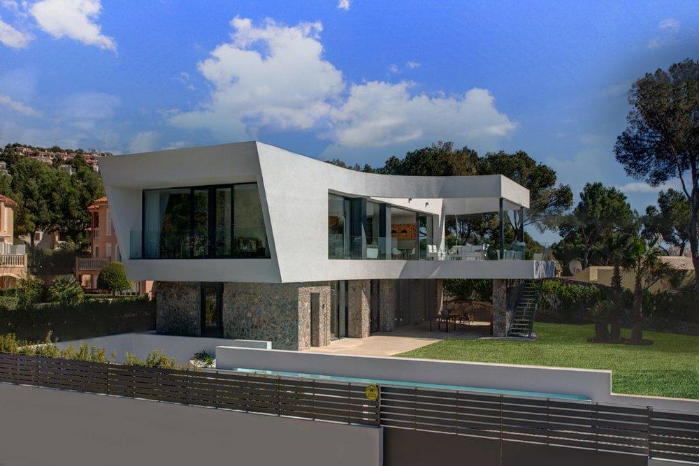Härlig medelhavsvilla – Malgrats Seven designad av Signature Estate