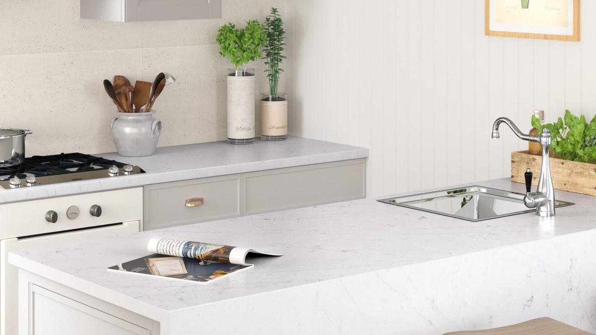 Hitta den perfekta bänkskivan för ditt kök