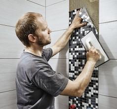 Hur man använder mosaikplattor i ditt hem
