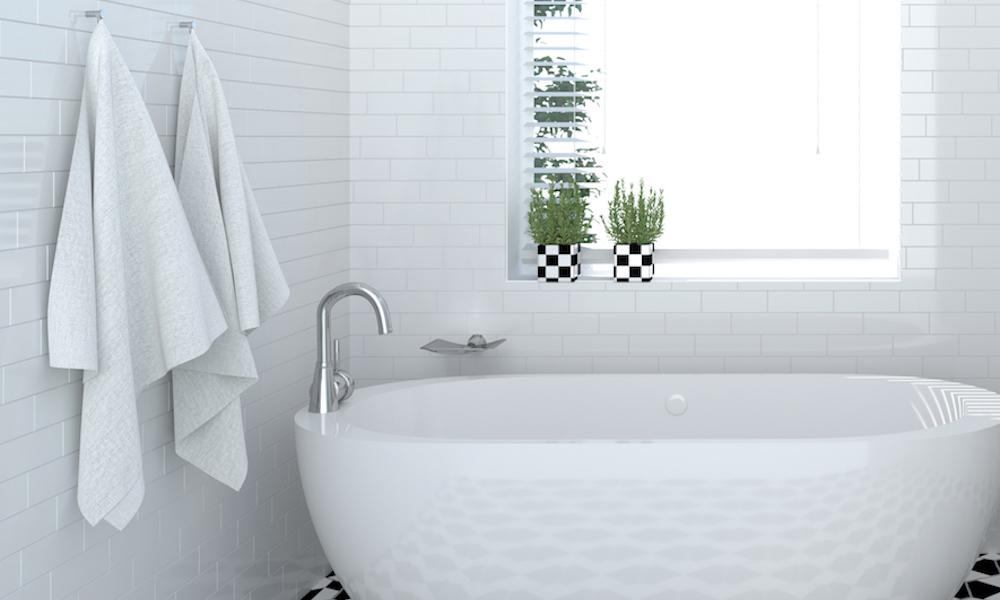 Hur man dekorerar ett litet badrum och ändå sparar utrymme