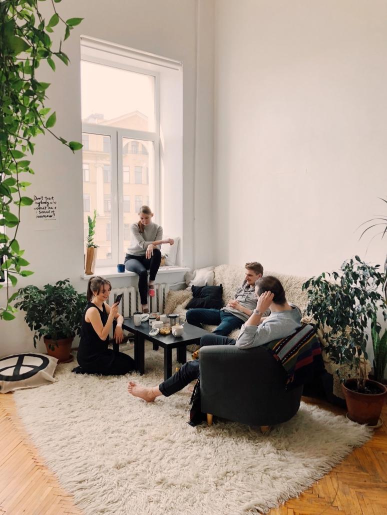 Hur man gör ett hem mer lockande för en potentiell köpare