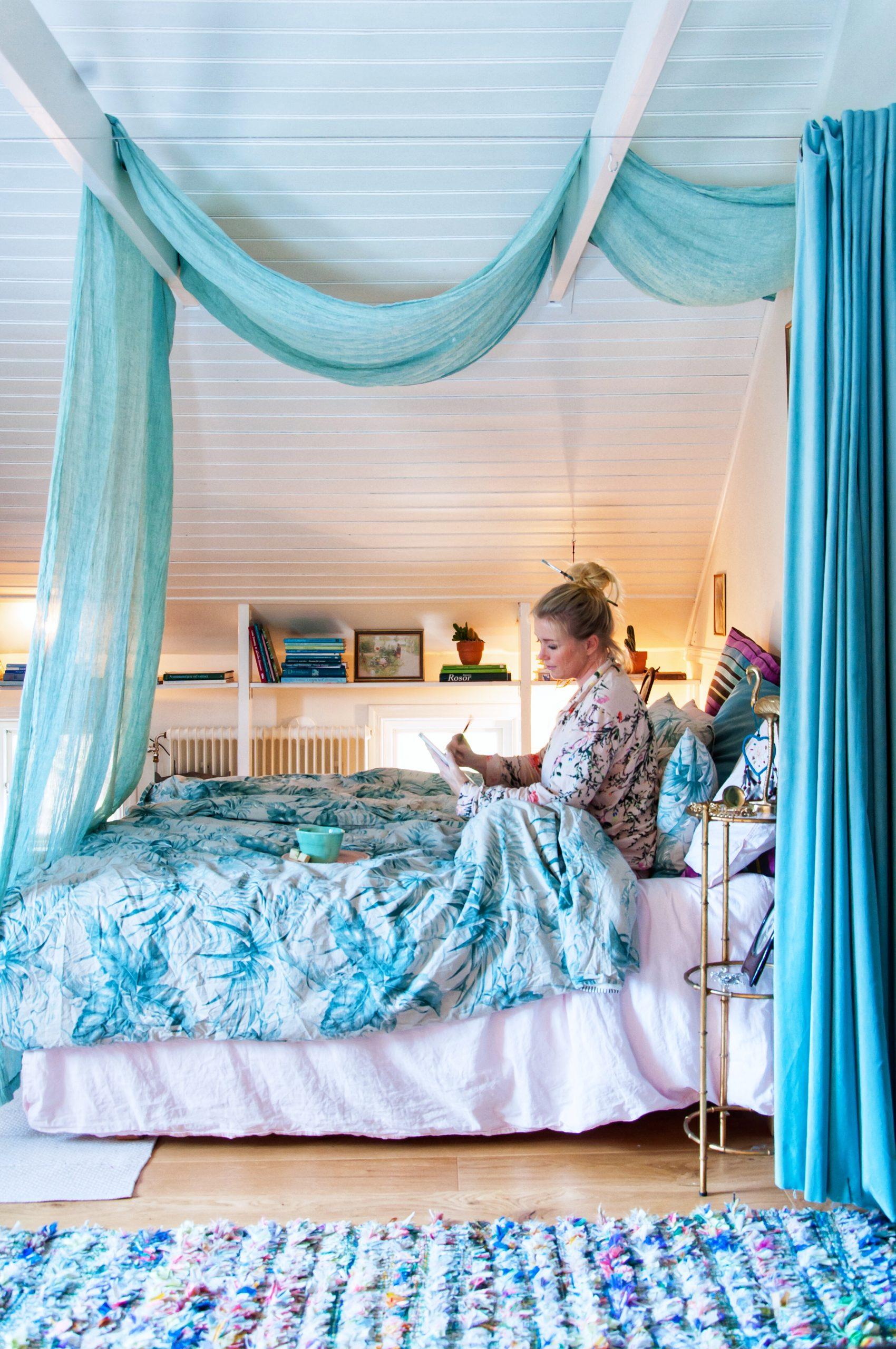 Hur man gör ett sovrum mysigt