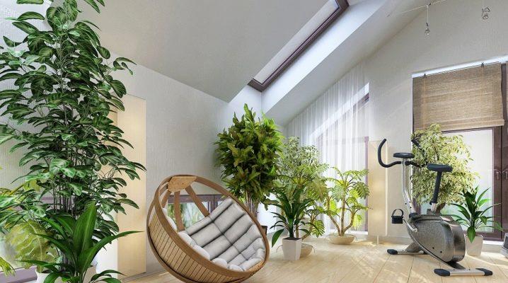 Hur man integrerar växter i en lägenhet