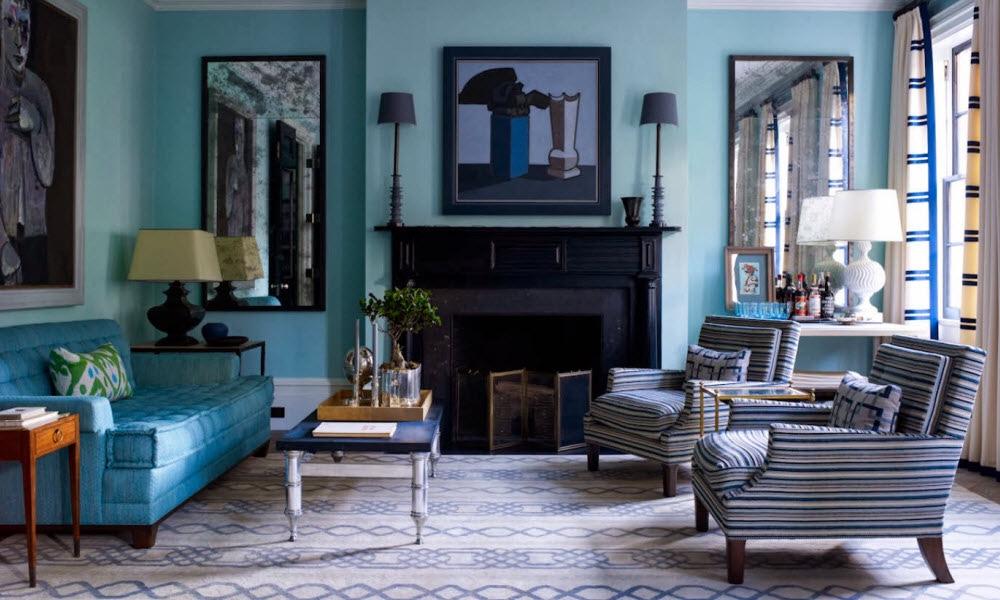 Hur man väljer färgfärg för din interiör
