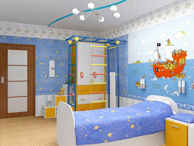 Hur man väljer rätt möbler för barnkammaren