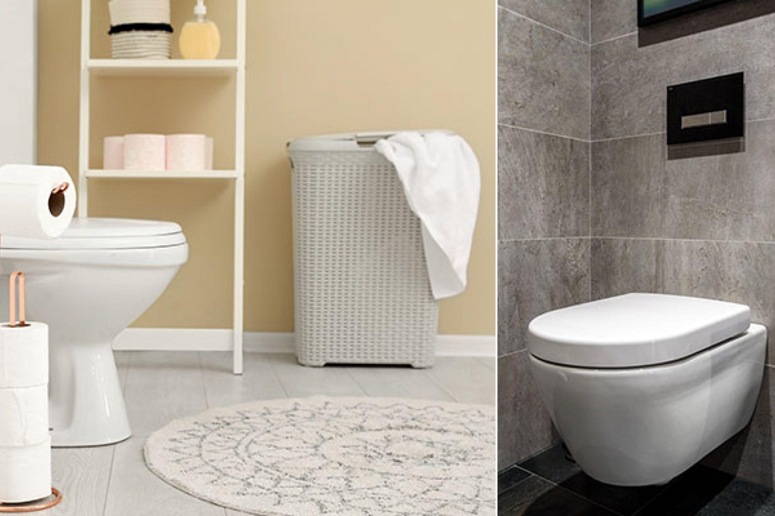 Hur man väljer rätt toalett för ditt hem