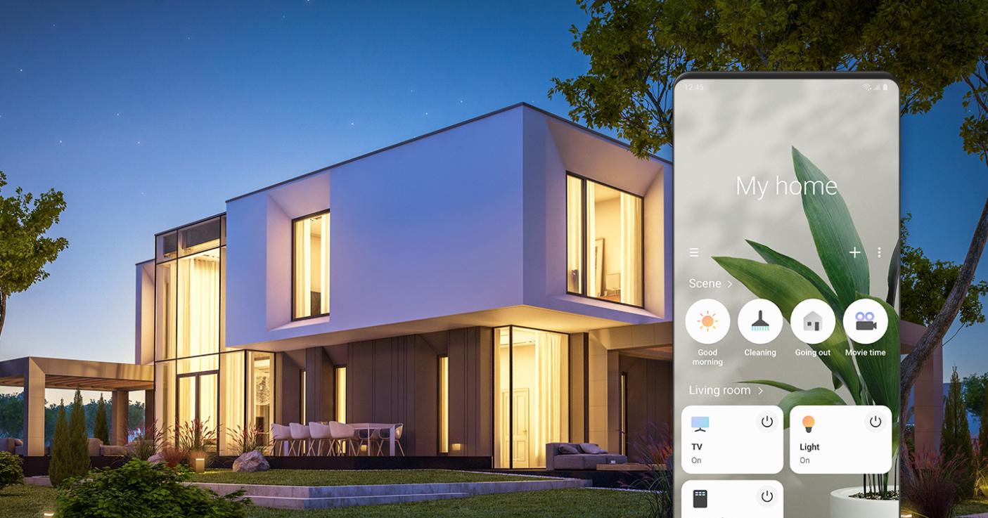 Hus med imponerande inredningsdesign Skapad av Kobi Karp Architecture