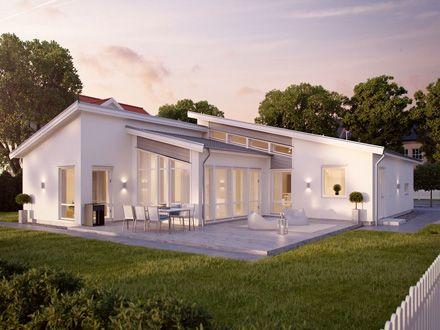 Husdesign: kombinerar traditionell arkitektur med moderna idéer