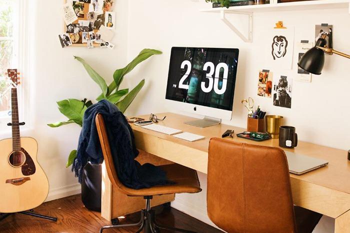 Idéer för att skapa ditt hemmakontor enligt din stil