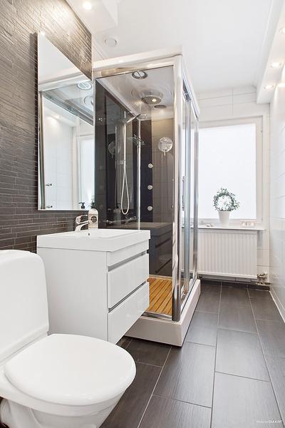 Idéer för badrumsfönster