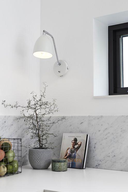 Idéer för badrumsväggsdekor