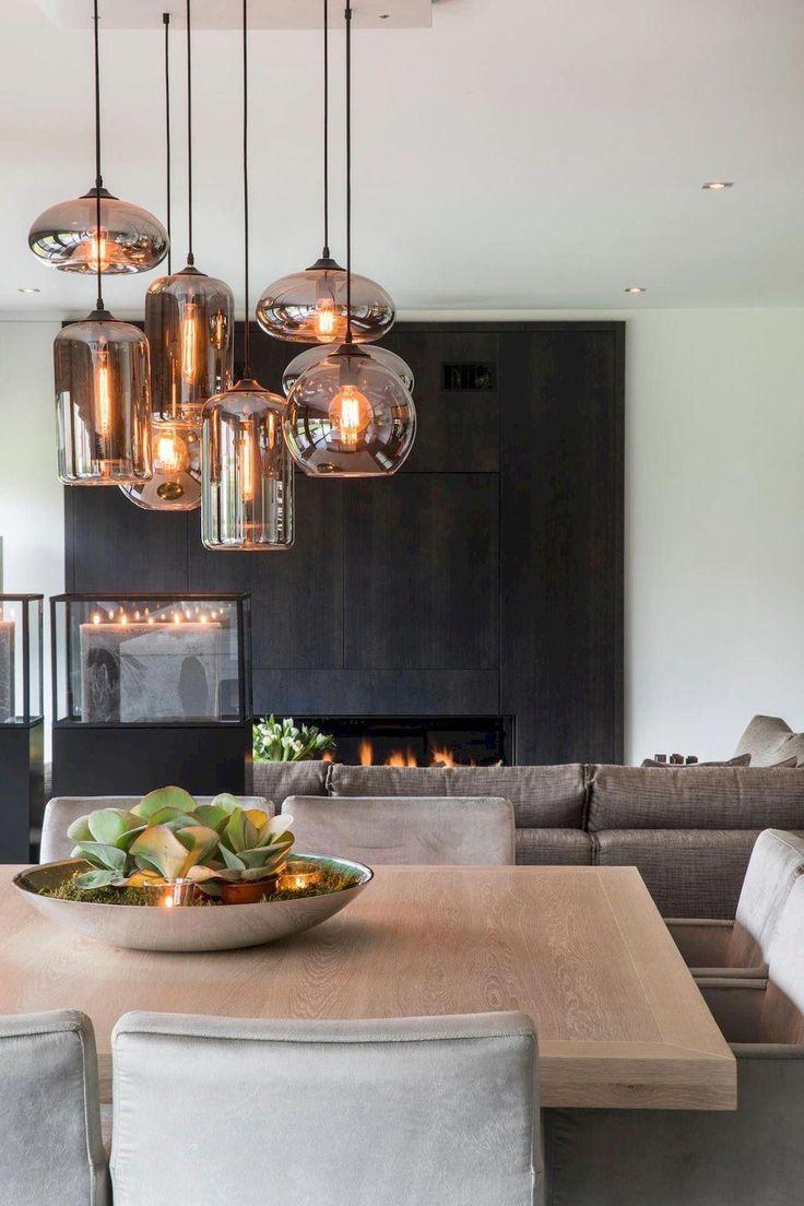 Idéer för belysning av köksbord