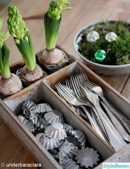 Idéer för köksbordets mitt