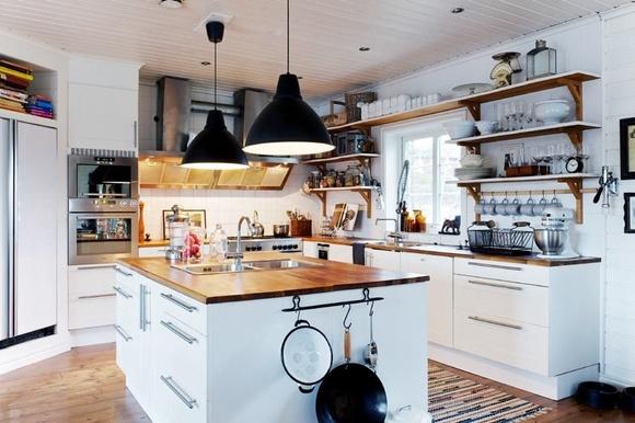 Idéer för ombyggnad av köksskåp