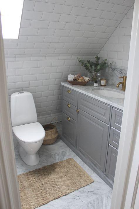 Idéer för restaurering och ombyggnad av badrum