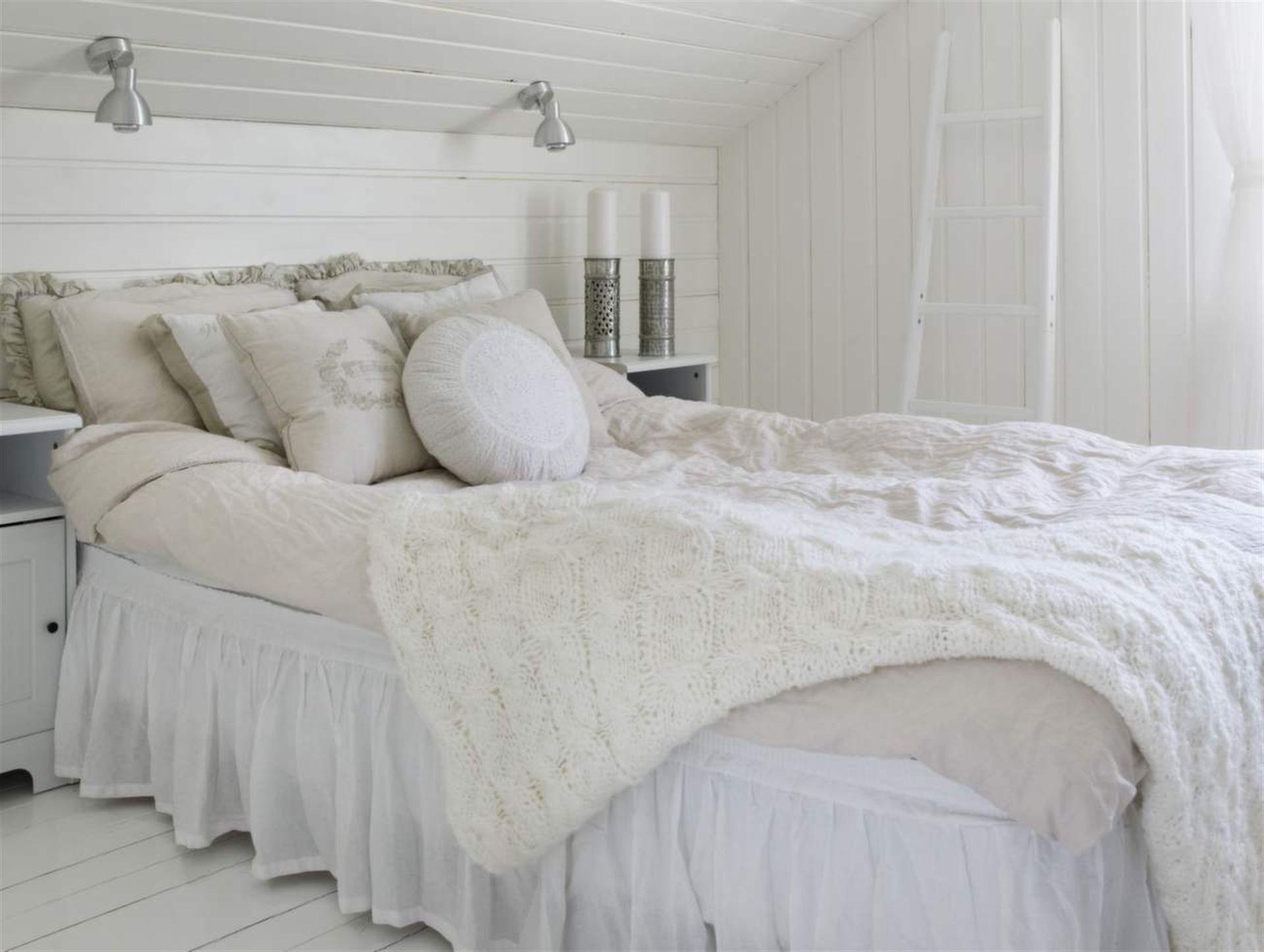 Idéer för sängkjol