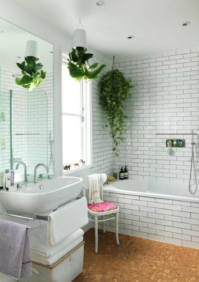 Idéer för spa-badrum