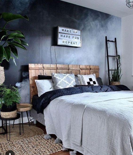 Idéer för stora sovrum