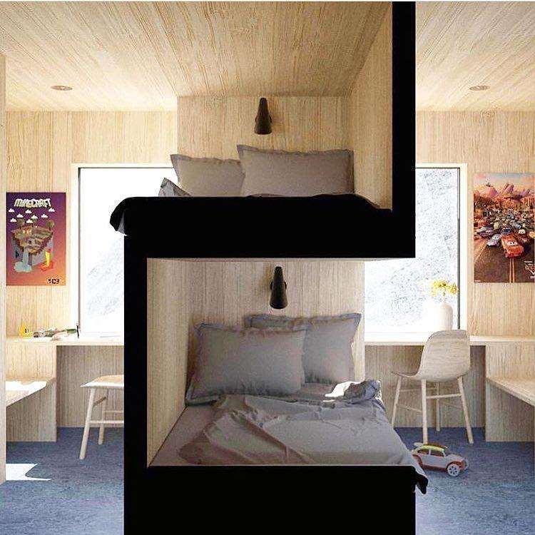 Idéer för två sovrum