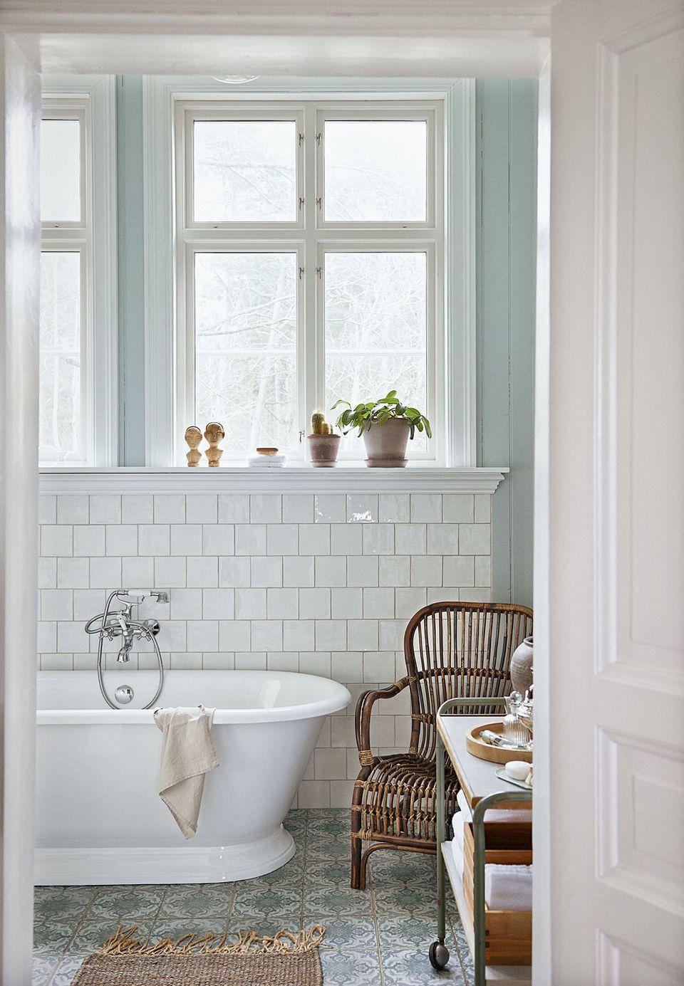Idéer för uppvärmning av badrum