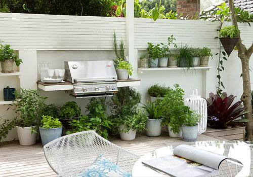 Idéer för utomhuskökön