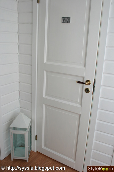 Idéer till badrumsdörrar