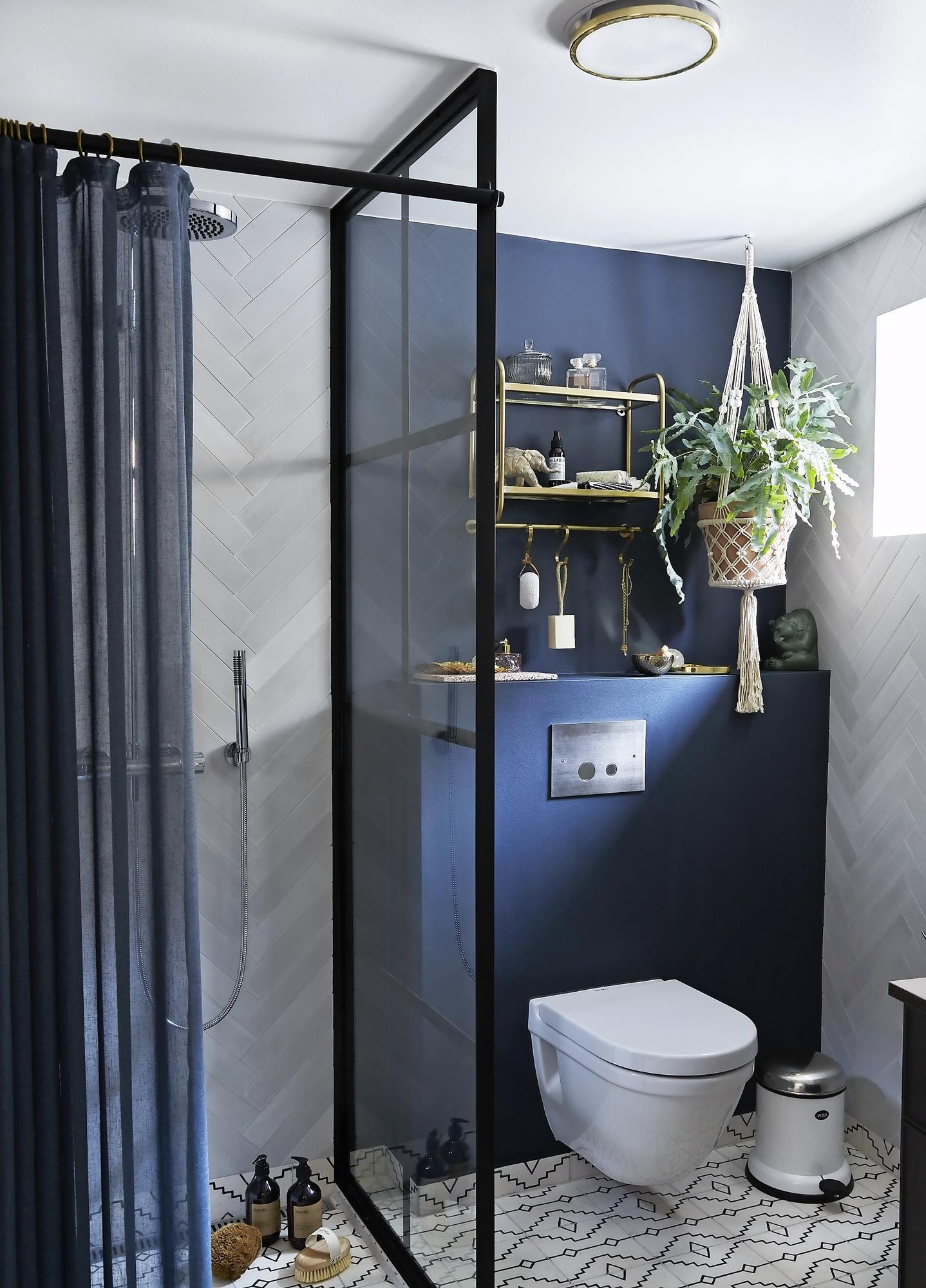 Idéer till förvaring av badrum