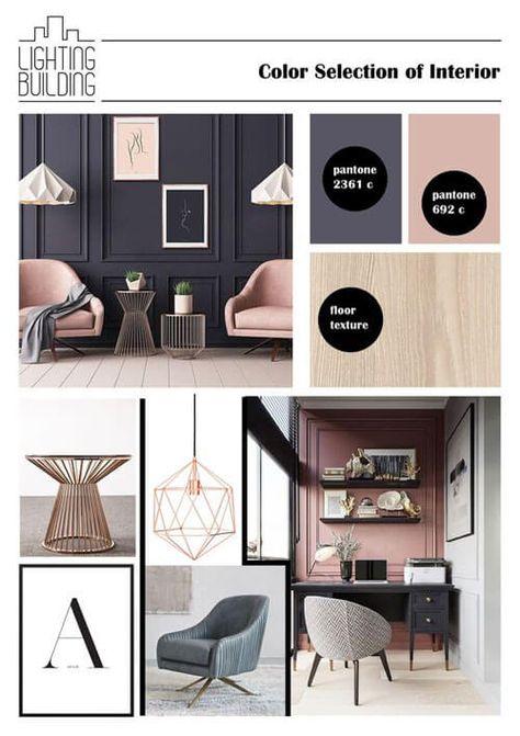 Imponerande visualisering av en elegant lägenhetinredning av Ando Studio