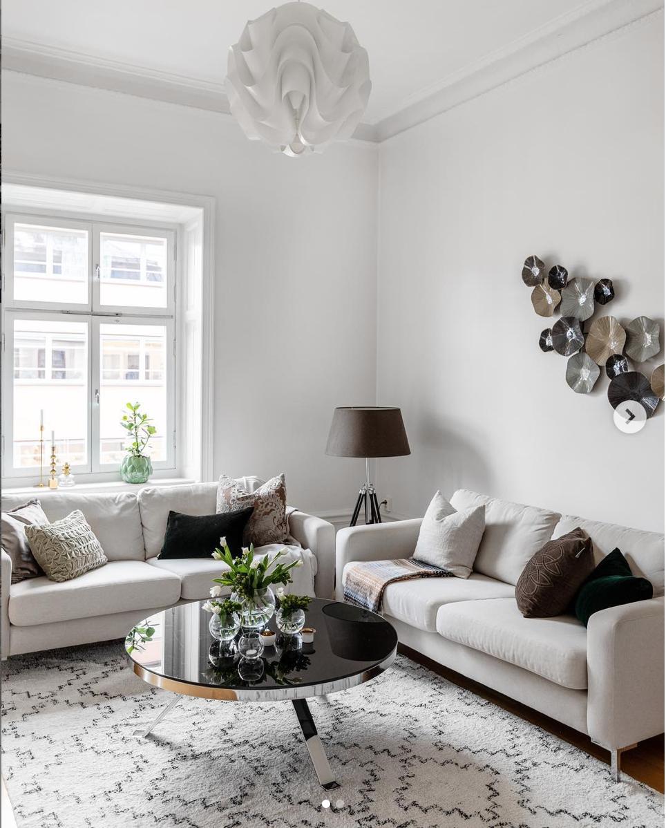 Inredningsdesign för hem