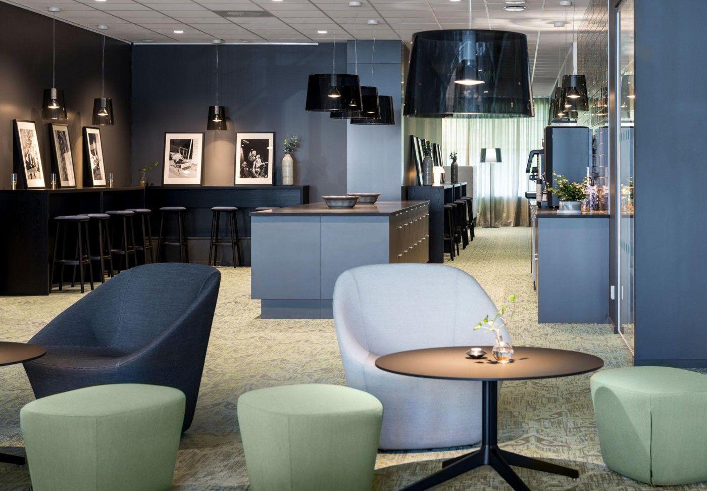 Inspiration för kontorsinredning – koncept och möbler