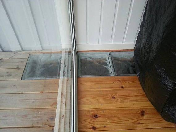 Källarfönster: byta ut och dekorera